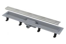Водоотводящий желоб с решеткой AlcaPlast APZ8-650M Simple (650 мм)