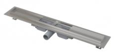 Водоотводящий желоб AlcaPlast APZ101-1150 Low (1150 мм, высота монтажа 55 мм)