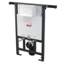 Скрытая система инсталляции для подвесного унитаза AlcaPlast Jadromodul A102/850 (монтаж между капитальными стенами, высота 0,85 м)