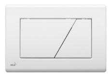 Кнопка управления AlcaPlast M170 (белая)