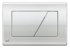 Кнопка управления AlcaPlast M171 (хром глянцевый)