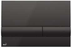 Кнопка управления AlcaPlast M1718 (черная)