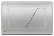 Кнопка управления AlcaPlast M172 (хром матовый)
