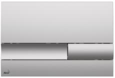 Кнопка управления AlcaPlast M1732 (хром матовый)