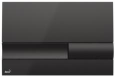 Кнопка управления AlcaPlast M1738 (черная)