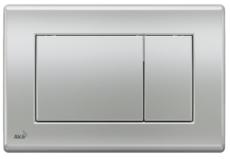 Кнопка управления AlcaPlast M272 (хром матовый)