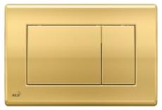 Кнопка управления AlcaPlast M275 (золотая)