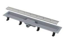 Водоотводящий желоб с решеткой AlcaPlast APZ10-950M Simple (950 мм)