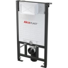 Скрытая система инсталляции для подвесного унитаза AlcaPlast Sadromodul A101/1000 (высота 1 м)