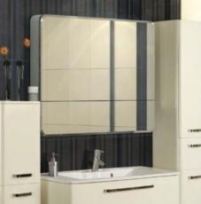 Зеркальный шкаф Акватон Валенсия 110 (1100х850мм) белый 1A125402VA010