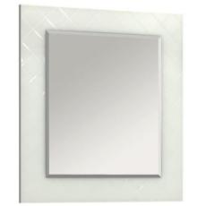Зеркало Акватон Венеция 90 (876х876мм) белое 1A155702VNL10
