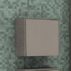 Шкаф подвесной Акватон ФАБИА (338х325мм) латте 1A167603FBAI0