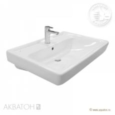 Раковина для мебели Акватон Тигода 70 (700х470 мм) 1WH302083