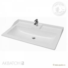 Раковина для мебели Акватон ФАБИА 800(800х450мм) белый 1A708031FB010