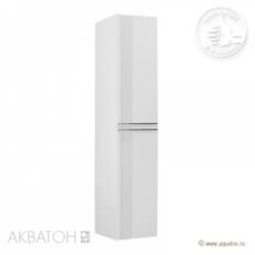 Шкаф-колонна Акватон Марко (330х1580 мм) белая 1A181203MO010
