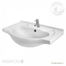 Раковина для мебели Акватон Байкал 60 (605х470 мм) 1WH109652