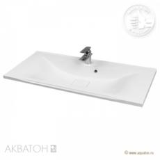 Раковина для мебели Акватон Премьер М 120 (1200х450 мм) 1A70483KPR010