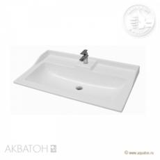 Раковина для мебели Акватон ФАБИА 650(650х450мм) белый 1A708731FB010