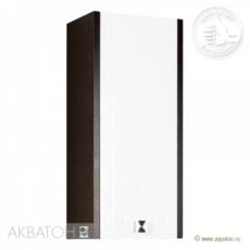 Шкаф одностворчатый Акватон КРИТ правый (344х800мм) венге 1A163603KT50R