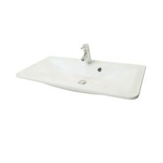Раковина для мебели Акватон Сиена 75 (750х440мм) белая 1A704131SN010