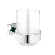 Стакан Grohe Essentials Cube 40755001