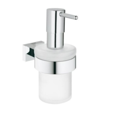 Дозатор жидкого мыла Grohe Essentials Cube 40756001