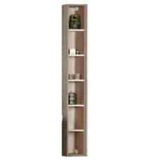 Шкаф-колонна Акватон ЙОРК открытая (172х1602) выбеленное дерево 1A171103YOB50
