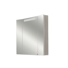 Зеркальный шкаф Акватон Мадрид 80 М (800х750 мм) белый 1A175202MA010