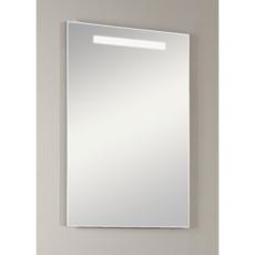 Зеркало Акватон ЙОРК 50 со светильником (500х850) белый 1A173002YO010