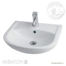Раковина для мебели Акватон Акватоп 50 (500х425 мм) 1WH110171