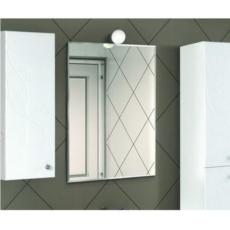 Зеркало Акватон Лиана 65 (650х850 мм) белое 1A166102LL010