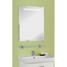 Зеркало Акватон Оптима 65(650х800мм) белое 1A127002OP010