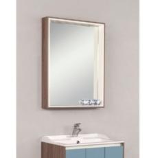 Зеркальный шкаф Акватон ФАБИА 80(800х849мм) белый/ясень 1A166902FBAE0