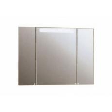 Зеркальный шкаф Акватон Мадрид 120 М (1200х750 мм) белый 1A113402MA010