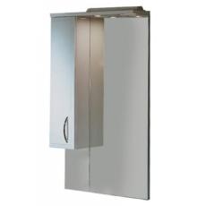Зеркальный шкаф Акватон Марсия 67 левый (650х1120мм) белый 1A007502MS01L