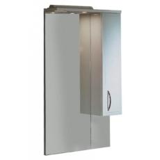 Зеркальный шкаф Акватон Марсия 67 правый (650х1120мм) белый 1A007502MS01R