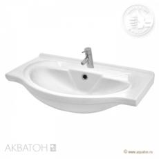 Раковина для мебели Акватон Байкал 65 (660х475 мм) 1WH109651