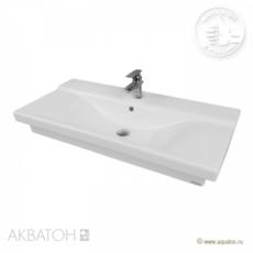 Раковина для мебели Акватон Gural 105 (1060х504 мм) 1AX028WBXX000