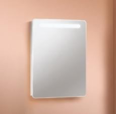 Зеркальный шкаф Акватон Америна 60 левый (606х810 мм) белый 1A135302AM01L