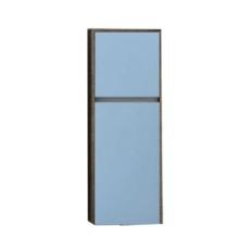 Полуколонна Акватон ФАБИА (338х937мм) голубой/ясень 1A167003FBAB0