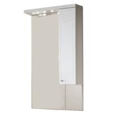 Зеркальный шкаф Акватон Домус правый (650х1103мм) белый 1A008202DO01R