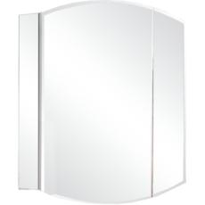 Зеркальный шкаф Акватон Севилья 80 (800х800 мм) белый 1A125502SE010