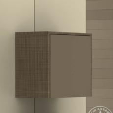 Шкаф подвесной Акватон ФАБИА (338х325мм) корица 1A167603FBAH0