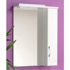 Зеркало-шкаф Онда 60 правое (586х798 мм) белое 1A009802ON01R
