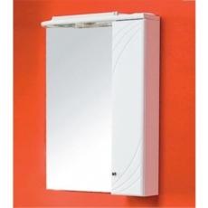 Зеркало-шкаф Акватон Пинта М правое (586х798 мм) белое 1A013202PT01R