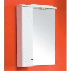 Зеркало-шкаф Акватон Пинта М левое (586х798 мм) белое 1A013202PT01L