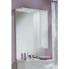 Зеркальный шкаф Акватон Майами 75 правый (750х1107мм) белый 1A047502MM01R