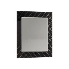 Зеркало Акватон Венеция 90 (876х876мм) черное 1A155702VNL20