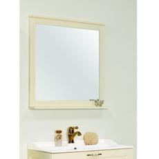 Зеркало Акватон Леон 80 (800х803мм) дуб бежевый 1A186402LBPR0