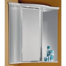 Зеркальный шкаф Акватон Альтаир 62 (620х850) белый 1A042702AR010